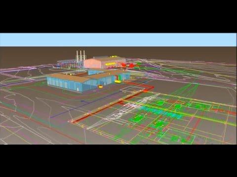 SEU Power Generation Station Project - Artist Rendering