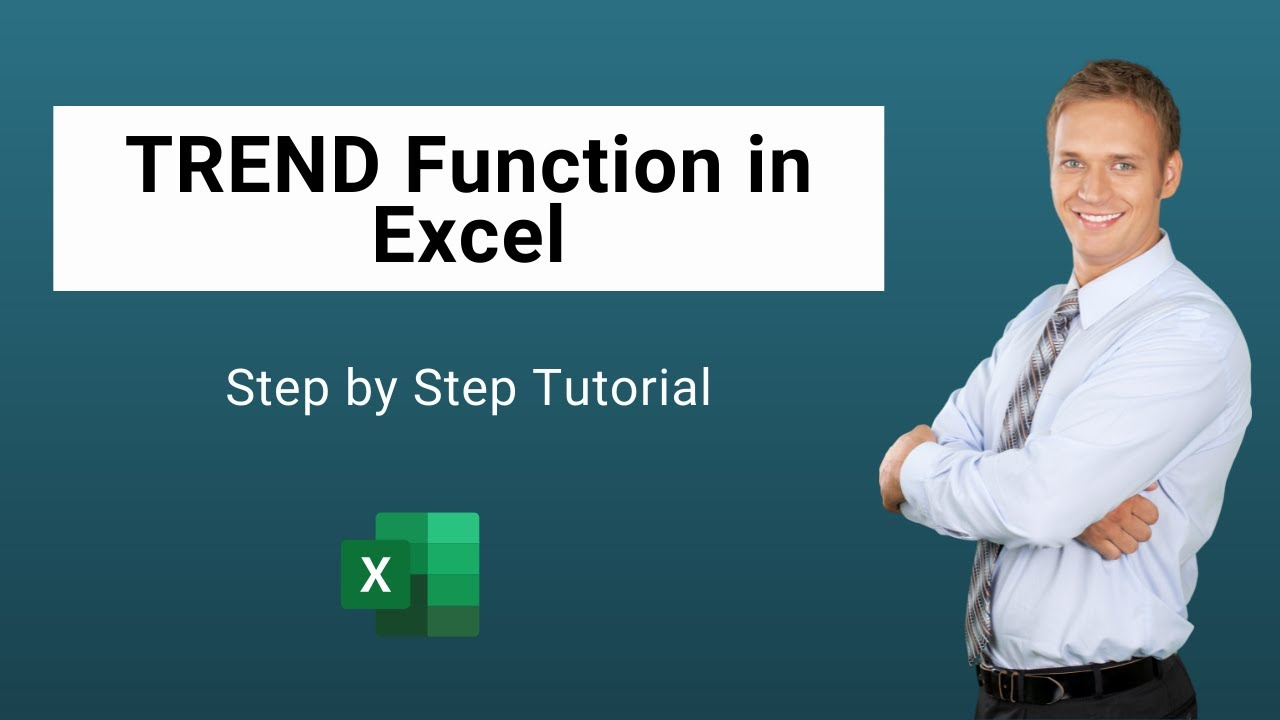 TREND Function in Excel (Formula, Examples) | How to use Trend in Excel