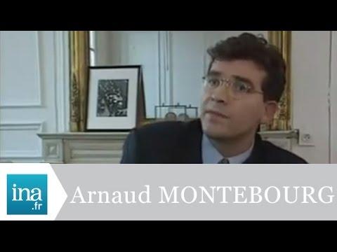 Qui est Arnaud Montebourg ? - Archive INA