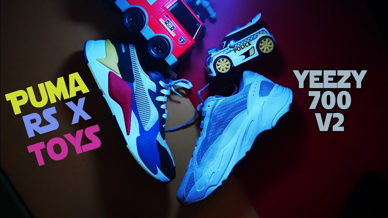 5eef09e1d56e5 Is the PUMA RS X TOYS better than the YEEZY 700 V2  - YouTube