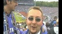Schalke 04 - Meister der Herzen - Bundesliga 2001 - letztes Spiel im Parkstadion Gelsenkirchen