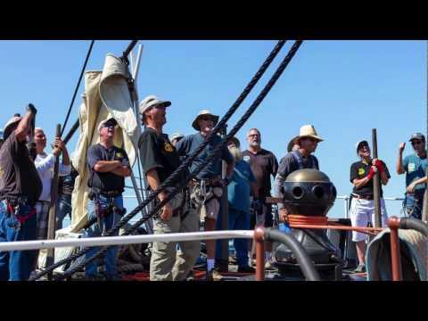 Maritime Museum Volunteers And Staff