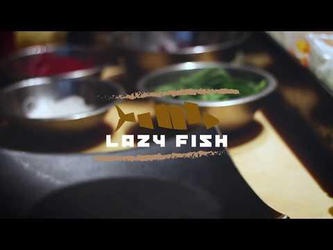 Downtown Frederick - Lazy Fish - Beet Salad