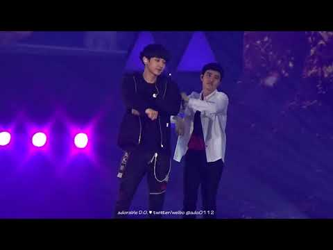 180603 나비소녀 Don't Go (EXO D.O. 디오/경수 focus with Chanyeol) @ ElyXiOn in HK