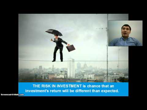 Ways of measuring risk and managing risks