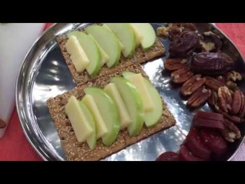 BACKPACKING FOOD – No Cook Lunches
