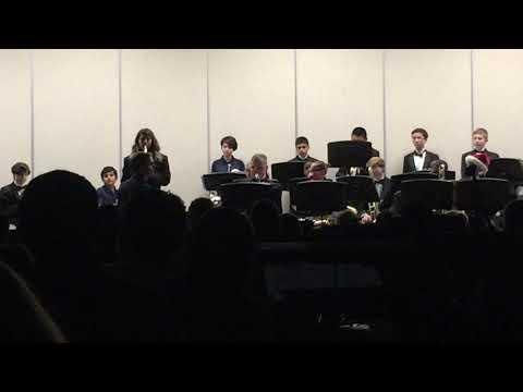 Quarterback Sneak Westview Hills Middle School Jazz Band