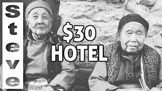 AMAZING $30 HOTEL IN DALI, CHINA - Ancient Village Tour ??