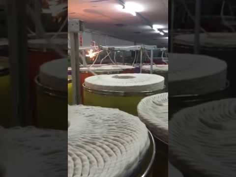 Inside of the world's Biggest Textile Factory