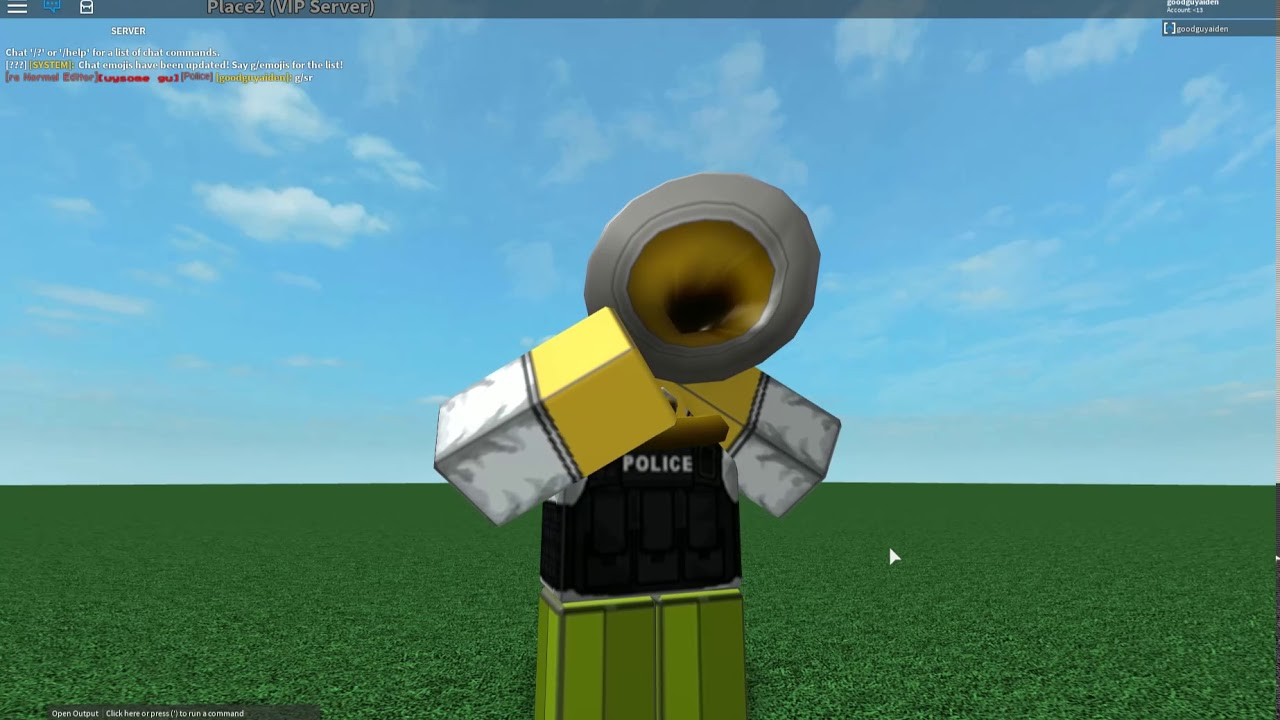 Public Roblox Script Showcase Tuba Boi Youtube