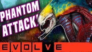 Baixar WRAITH PHANTOM ARMY!! Evolve Gameplay Stage Two (NEW EVOLVE 2019 Monster Gameplay)