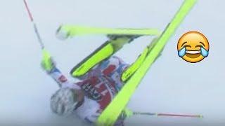 Top 5 EMBARRASSING Winter Olympics Fails