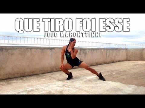 Que Tiro Foi Esse - Jojo Maronttinni  Coreografia  Irtylo Santos