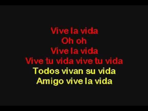 Area 305   Vive La Vida Karaoke