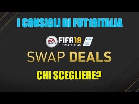 FUT Swap deals - Che giocatore scegliere? Ecco la nostra scelta