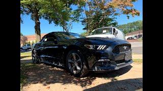 Купили БИТЫЙ  2017 Ford Mustang -  9700$ с аукциона Copart .