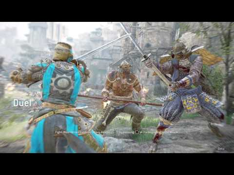For Honor Beta first look