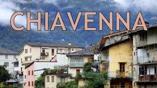 Chiavenna city tour and crossing the border to Switzerland