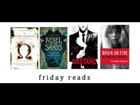 Friday Reads 4-29-16