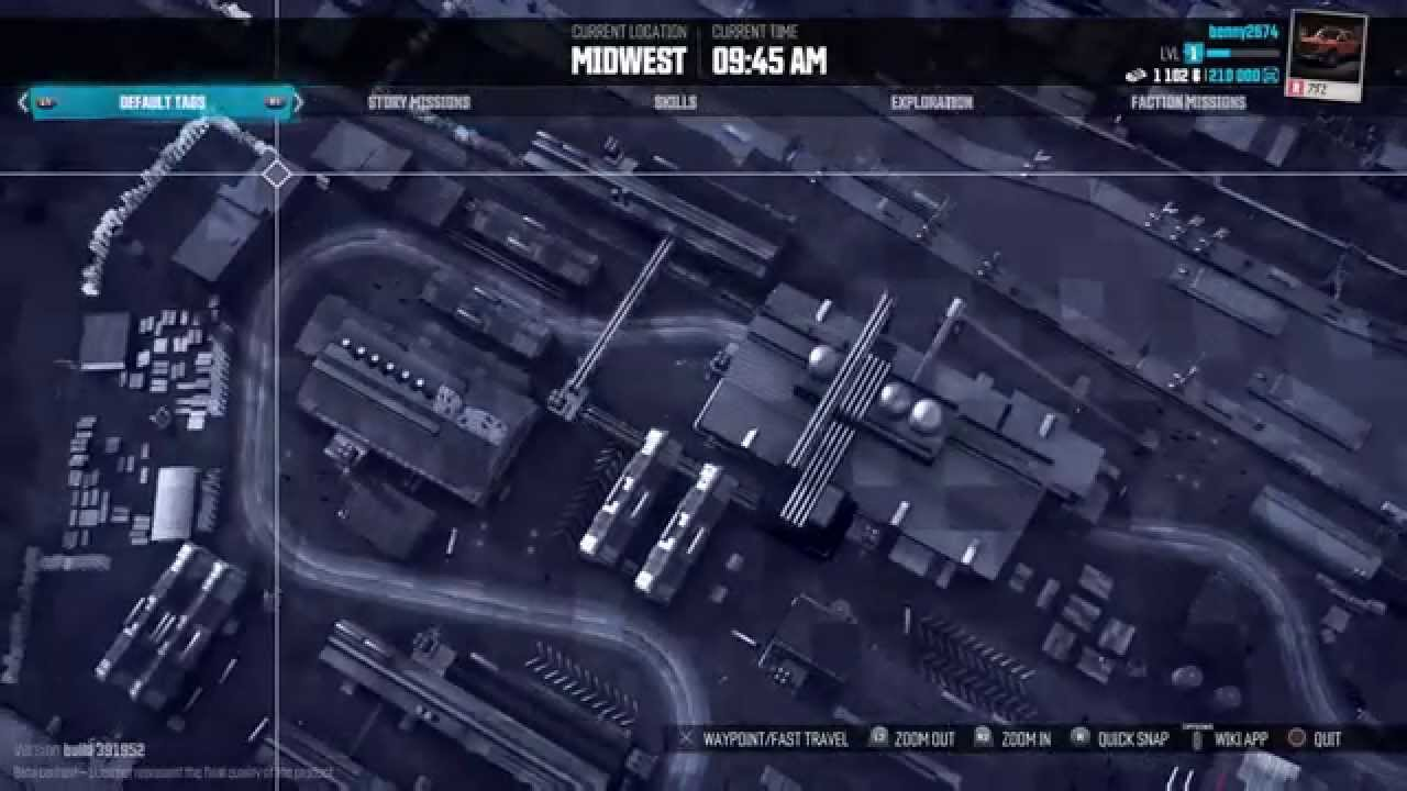 PS4] The Crew Beta : Its Map Size is 3 Times Larger Than GTA V (IMHO ...