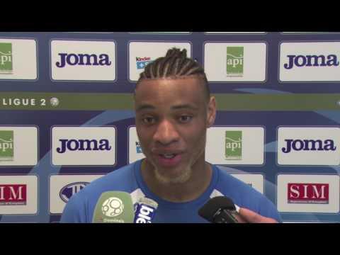 Avant Amiens - HAC, interview d'Harold Moukoudi