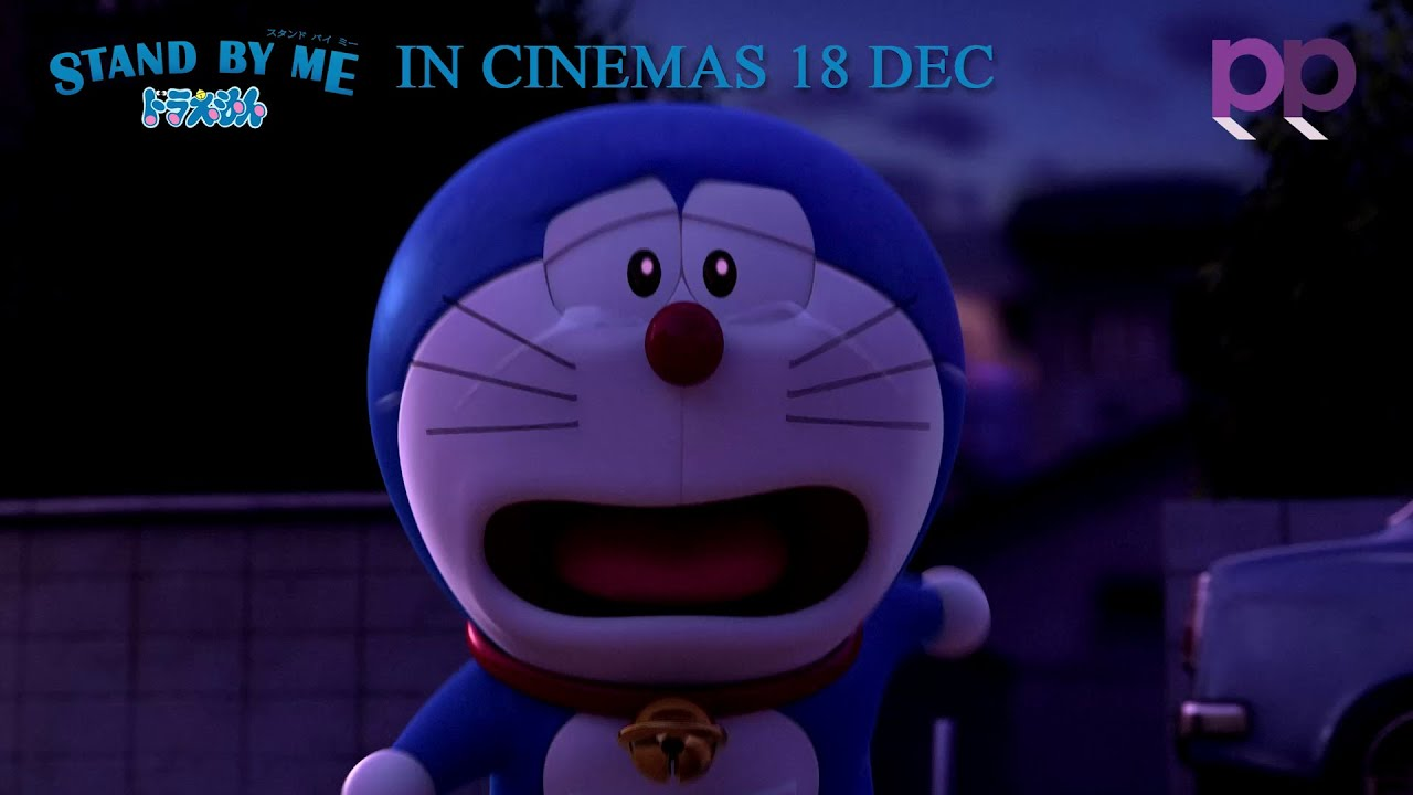 Stand By Me Doraemon 3d Wallpaper Stand By Me Doraemon Trailer 2 English Subtitled Youtube