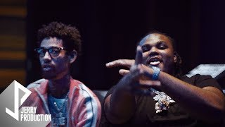Tee Grizzley and PNB Rock In The Studio (Shot by @JerryPHD) For Mor...