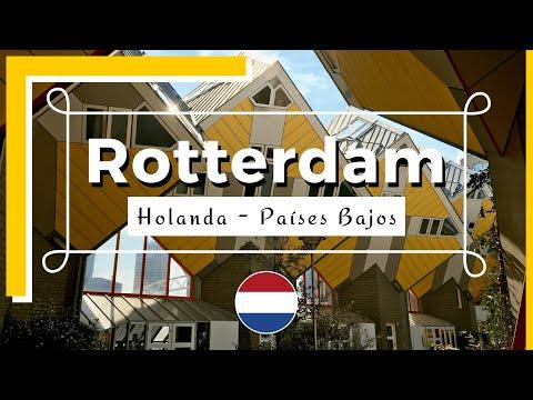 Rotterdam Holanda [Róterdam] 🇳🇱 Países Bajos