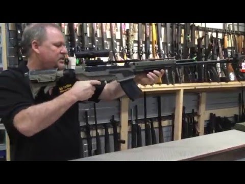 SKS Sabertooth stock & Hical.ca new extended mag release