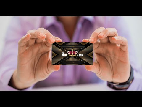 Elite Smart Card | The Most Innovative Digital Business Card | Change The Way You Share Information