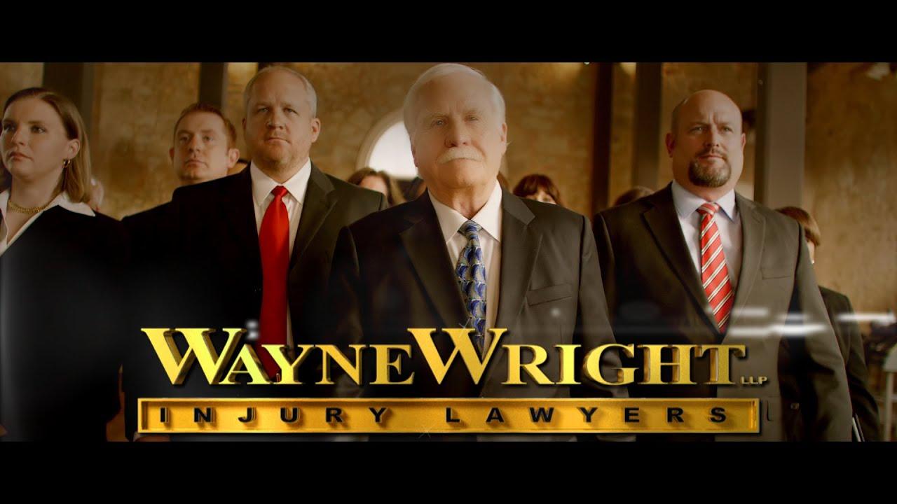 Wayne Wright Injury Lawyers - YouTube