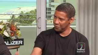 Denzel Washington And Antoine Fuqua Talk The Equalizer