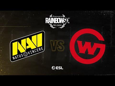 Natus Vincere vs. Wildcard Gaming - quarterfinals - Rainbow Six Pro League - Season X - Finals