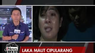 Live Report : Informasi Terkini Pasca Kecelakaan Di Tol Cipularang - INews Siang 19/05