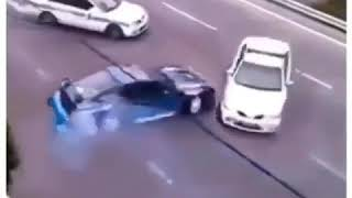 EPIC DRIFTER VS POLICE BATTLE