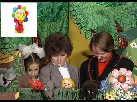 Шьём персонажей сказки Колобок. Театр кукол своими руками.