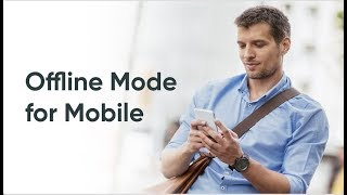 Offline Mode in the ServiceNow Mobile App