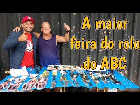 Feira Do Rolo De São Bernardo A Maior Feira Do ABC Garimpando Ferramentas Antiguidades Colecionáveis