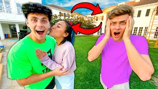 SWITCHING LIVES WITH CARTER SHARER FOR 24 HOURS!