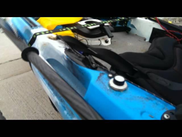 Kayak Fishing - Moken 12.5 Overview