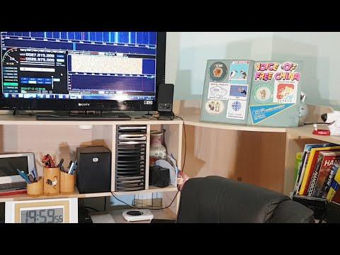 Live Shortwave radio Show July 13th 2018