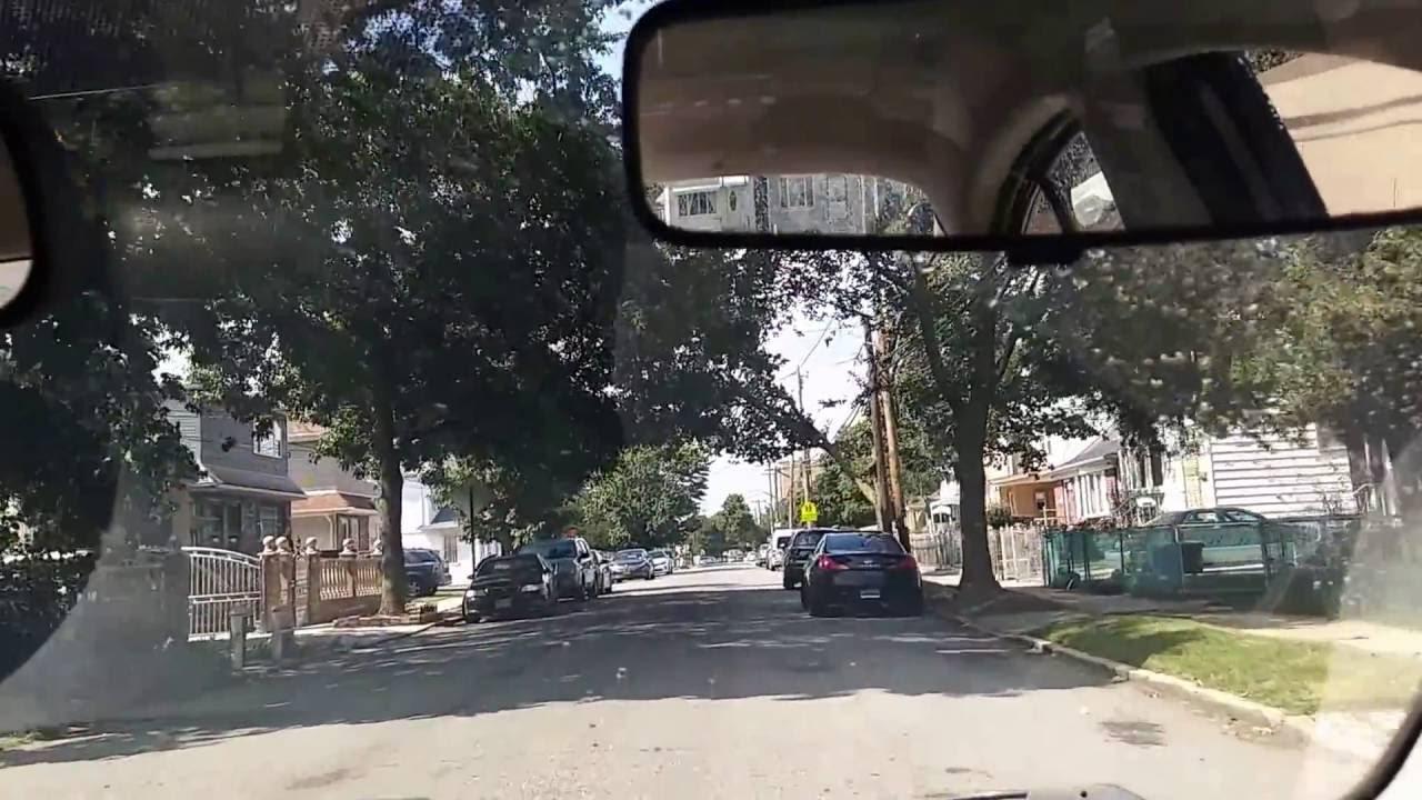 New York City Road Test Site