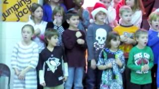 William Penn Holiday assembly 12 16 13
