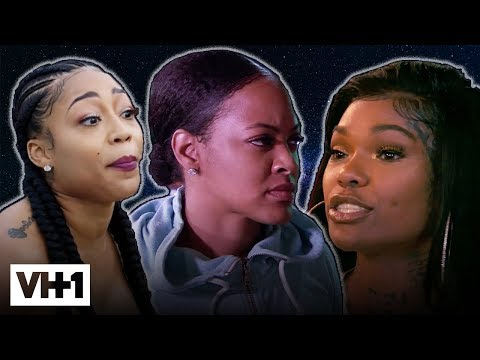 How To Be A Ride Or Die W/ @VH1 Love & Hip Hop & Basketball Wives | #AloneTogether