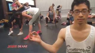 Perm - Bruno Mars | #MannequinChallenge | Choreography by James Deane