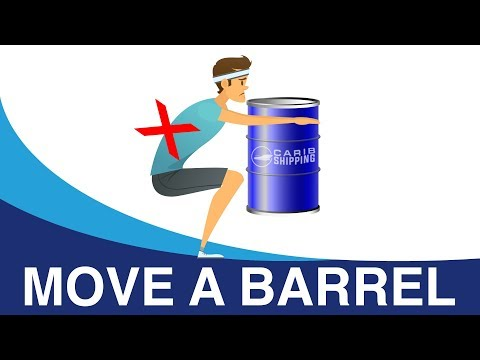 How To Move A Barrel