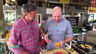 Florida Grouper Sliders With New Potato Salad