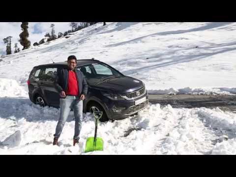 2018 Tata Hexa Himalaya Mountain Test