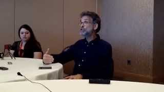Interview with Bones E.P. Stephen Nathan at Comic-Con 2014 Thumbnail