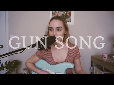 Gun Song - The Lumineers (Cover) by Alice Kristiansen